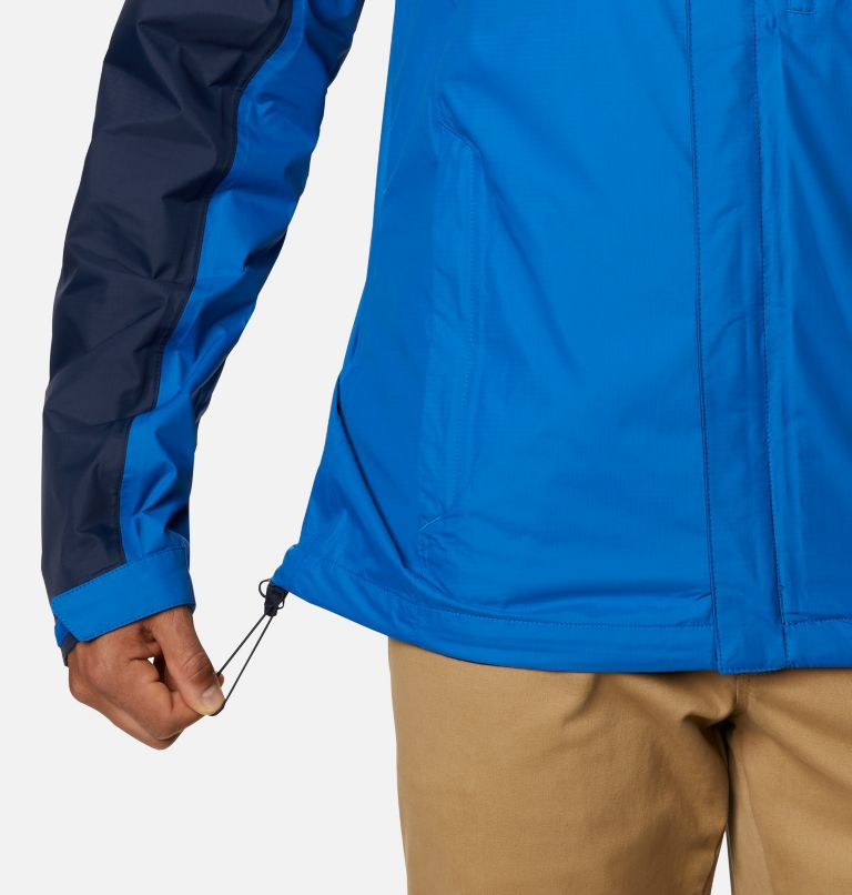 Pouring Adventure™ II Jacket | 432 | L Veste Pouring Adventure II Homme, Bright Indigo, Collegiate Navy, a4