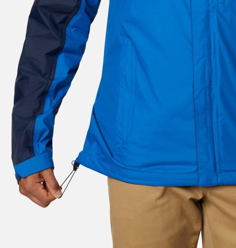 Pouring Adventure™ II Jacket | 432 | XS Veste Pouring Adventure II Homme, Bright Indigo, Collegiate Navy, a4