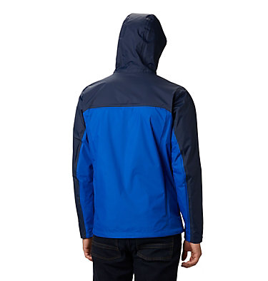 Veste Pouring Adventure II Homme Pouring Adventure™ II Jacket | 452 | XL, Azul, Collegiate Navy, back