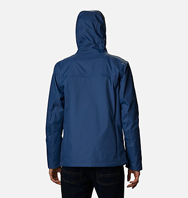Veste Pouring Adventure II Homme , back