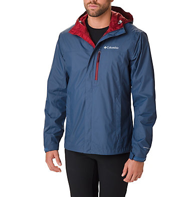 Veste Pouring Adventure II Homme Pouring Adventure™ II Jacket | 452 | XL, Dark Mountain, front