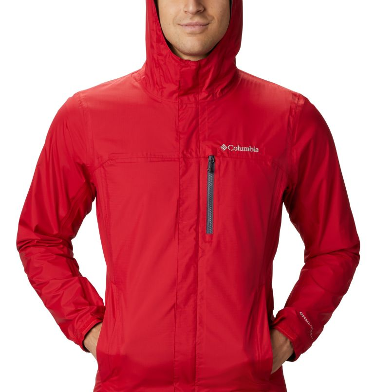 Pouring Adventure™ II Jacket | 614 | XXL Veste Pouring Adventure II Homme, Mountain Red, a2