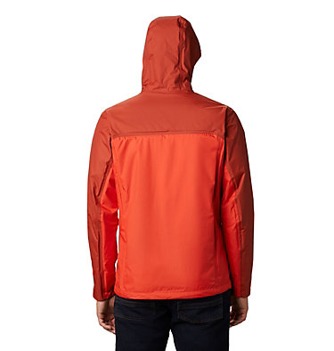 Veste Pouring Adventure II Homme Pouring Adventure™ II Jacket | 452 | XL, Wildfire, Carnelian Red, back