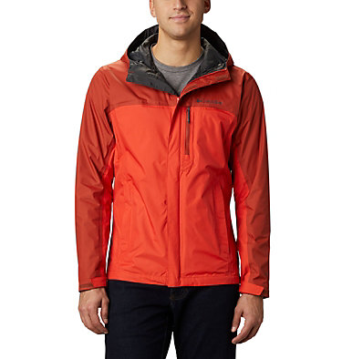Veste Pouring Adventure II Homme Pouring Adventure™ II Jacket | 452 | XL, Wildfire, Carnelian Red, front