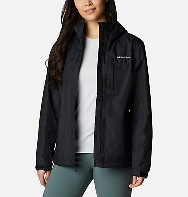 Pouring Adventure II Jacke für Damen Pouring Adventure™ II Jacket | 012 | XS, Black, front