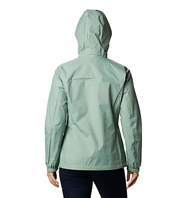 Giacca Pouring Adventure II da donna Pouring Adventure™ II Jacket | 012 | XS, Light Lichen, back
