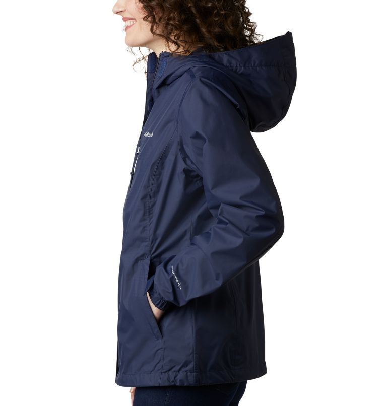 Pouring Adventure™ II Jacket | 469 | L Giacca Pouring Adventure II da donna, Nocturnal, White Zip, a1
