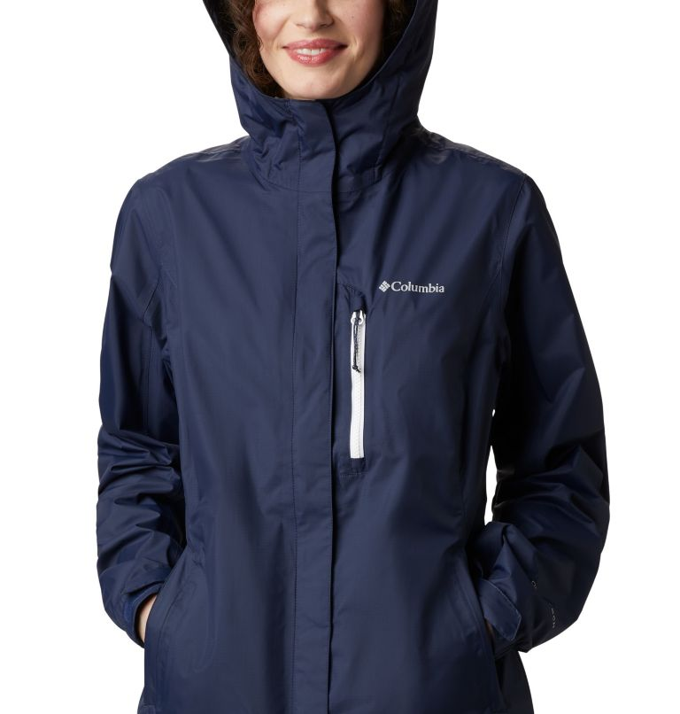 Pouring Adventure™ II Jacket | 469 | L Giacca Pouring Adventure II da donna, Nocturnal, White Zip, a2