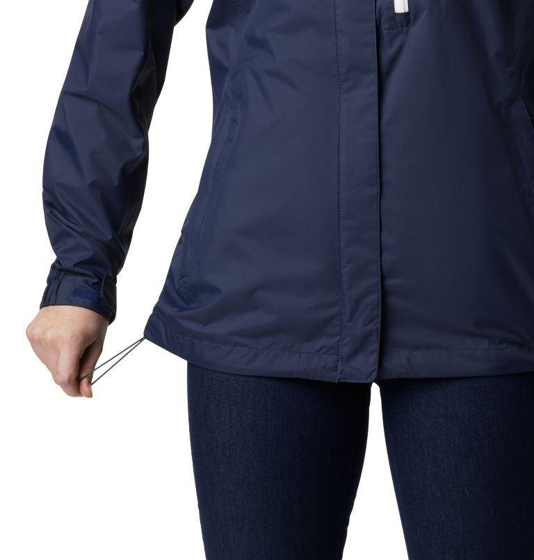 Pouring Adventure™ II Jacket | 469 | L Giacca Pouring Adventure II da donna, Nocturnal, White Zip, a3