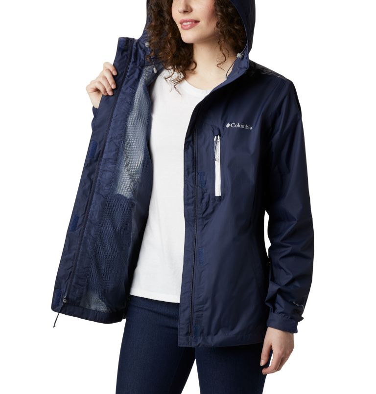 Pouring Adventure™ II Jacket | 469 | L Giacca Pouring Adventure II da donna, Nocturnal, White Zip, a4