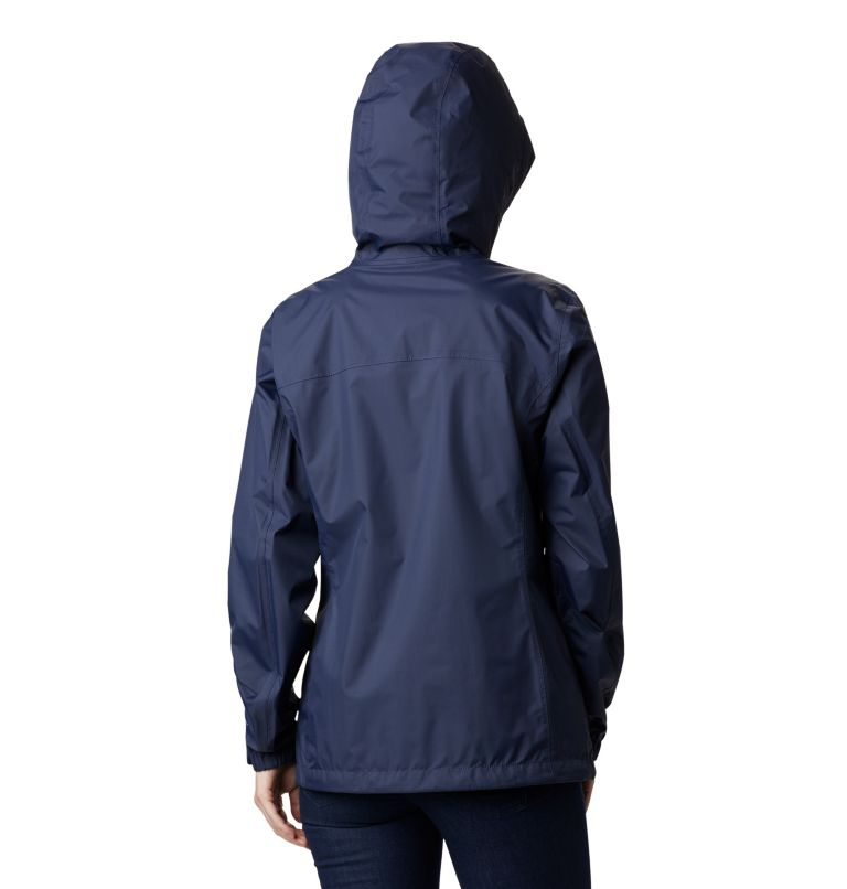 Pouring Adventure™ II Jacket | 469 | L Giacca Pouring Adventure II da donna, Nocturnal, White Zip, back