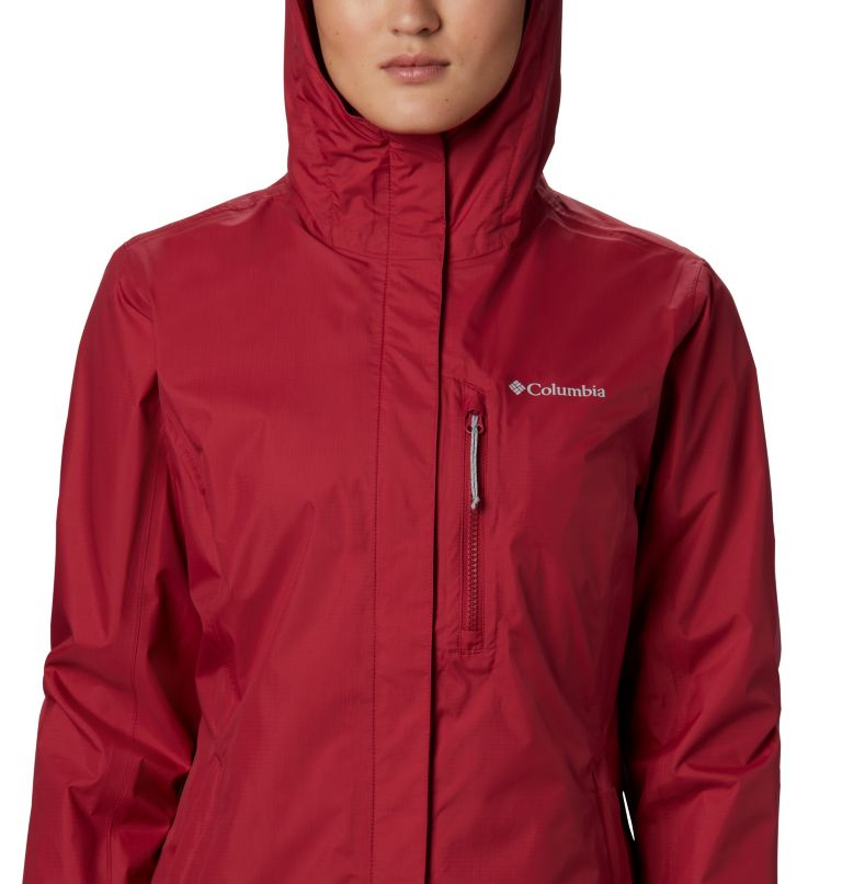 Pouring Adventure™ II Jacket | 661 | L Giacca Pouring Adventure II da donna, Red Orchid, a1