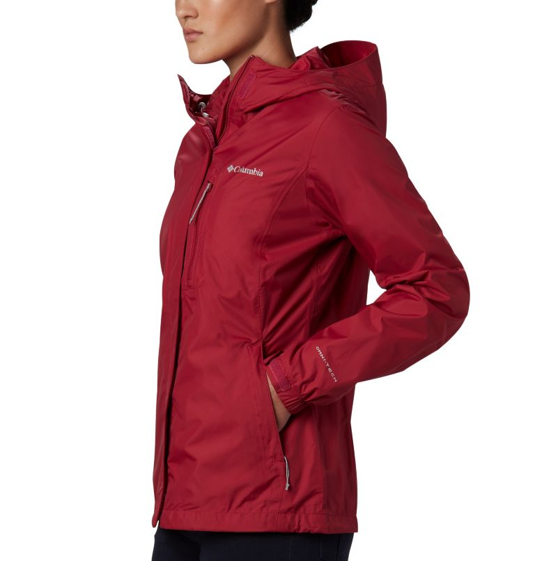 Pouring Adventure™ II Jacket | 661 | L Giacca Pouring Adventure II da donna, Red Orchid, a2