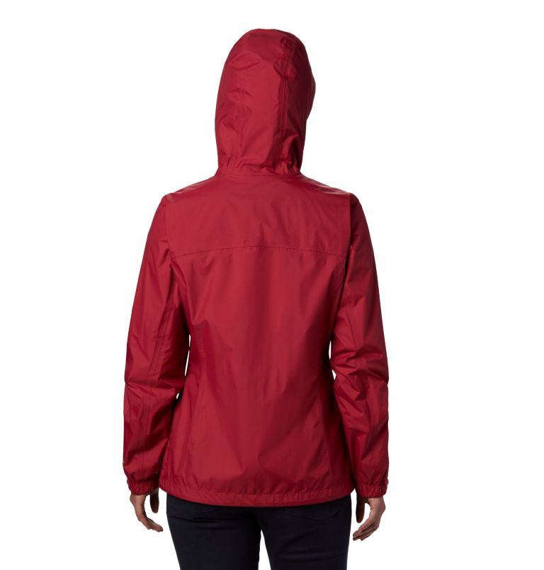 Pouring Adventure™ II Jacket | 661 | L Giacca Pouring Adventure II da donna, Red Orchid, back