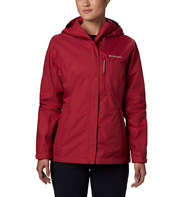 Pouring Adventure II Jacke für Damen Pouring Adventure™ II Jacket | 012 | XS, Red Orchid, front
