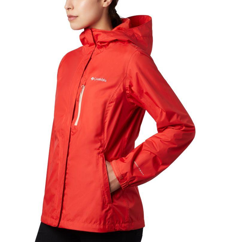 Pouring Adventure™ II Jacket | 843 | S Giacca Pouring Adventure II da donna, Bold Orange, Peach Cloud Zip, a2