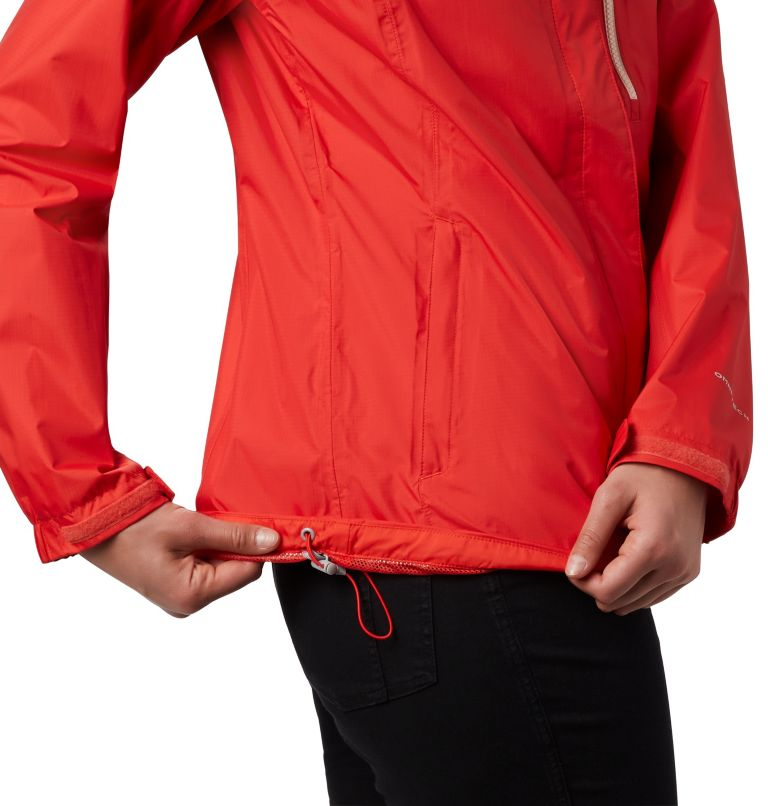 Pouring Adventure™ II Jacket | 843 | XS Women's Pouring Adventure™ II Jacket, Bold Orange, Peach Cloud Zip, a3