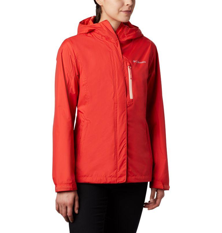 Pouring Adventure™ II Jacket | 843 | S Giacca Pouring Adventure II da donna, Bold Orange, Peach Cloud Zip, front