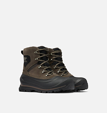 Bota Buxton™ Lace para hombre BUXTON™ LACE | 010 | 10, Major, Black, 3/4 front