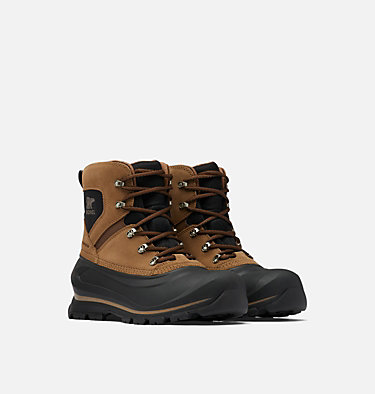Men's Buxton™ Lace Boot BUXTON™ LACE | 257 | 10, Delta, Black, 3/4 front