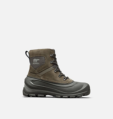 Men's Buxton™ Lace Boot BUXTON™ LACE | 010 | 10, Alpine Tundra, Quarry, front