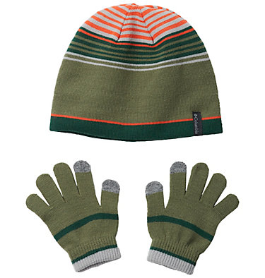 Youth Hat and Glove Set™ , front