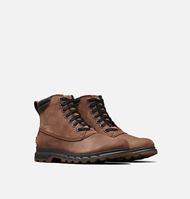 Men's Portzman™ Lace Boot PORTZMAN™ LACE | 281 | 15, Tobacco, Black, 3/4 front
