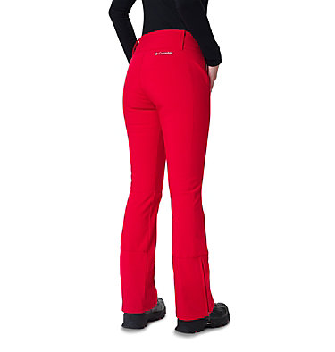Roffe™ Ridge Skihose für Damen Roffe™ Ridge Pant | 010 | 10, Red Lily, back