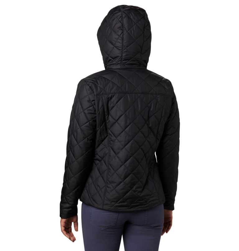 Women's Copper Crest™ Hooded Jacket Women's Copper Crest™ Hooded Jacket, back