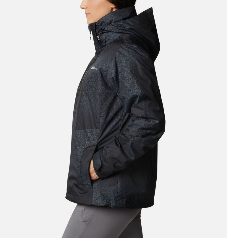 Ruby River™ Interchange Jacket | 014 | M Women's Ruby River™ Interchange Jacket, Black Spotty Ombre Print, a1