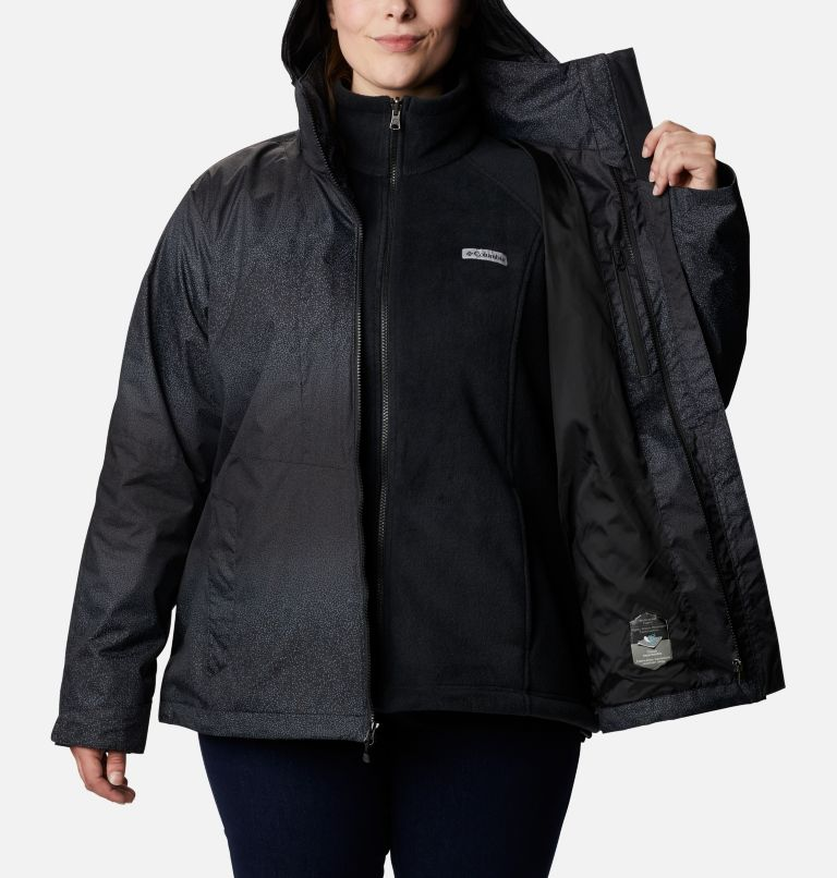 Women's Ruby River™ Interchange Jacket - Plus Size Women's Ruby River™ Interchange Jacket - Plus Size, a3