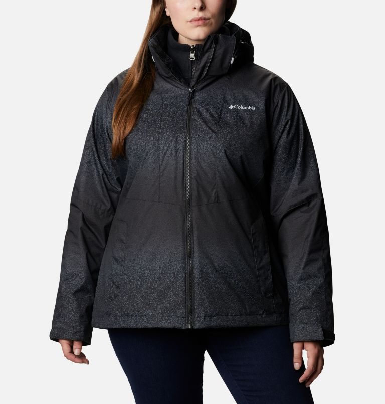 Women's Ruby River™ Interchange Jacket - Plus Size Women's Ruby River™ Interchange Jacket - Plus Size, front