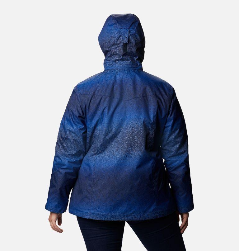 Women's Ruby River™ Interchange Jacket - Plus Size Women's Ruby River™ Interchange Jacket - Plus Size, back