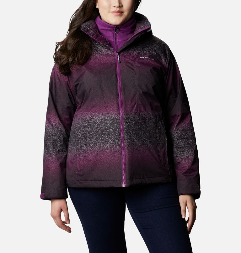 Women's Ruby River™ Interchange Jacket - Plus Size Women's Ruby River™ Interchange Jacket - Plus Size, front