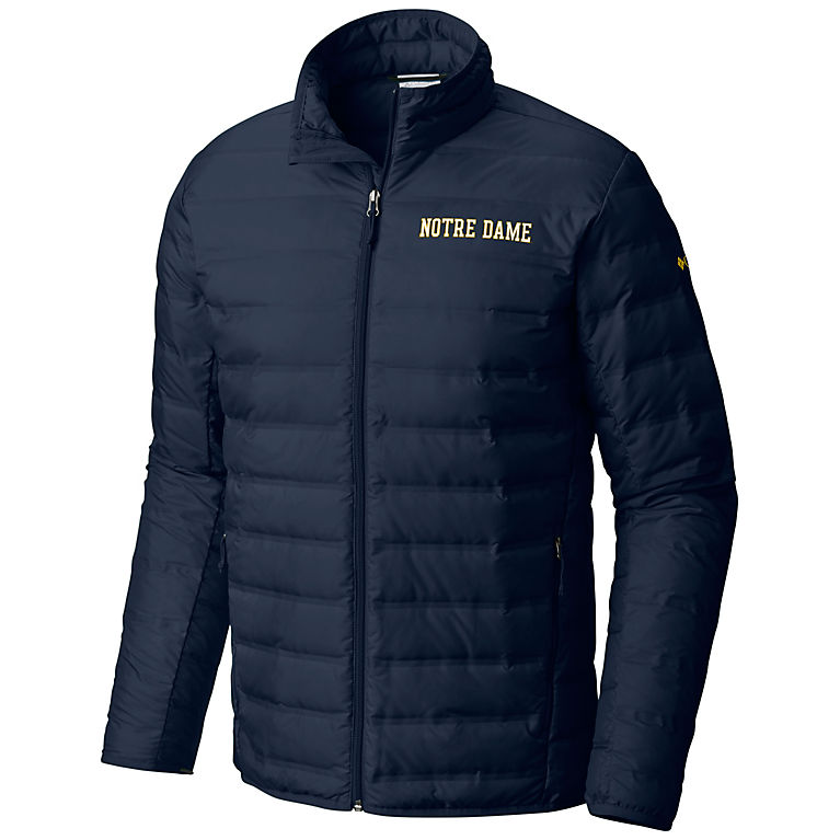 aff0b8a85 Men's Collegiate Lake 22™ Down Jacket - Notre Dame