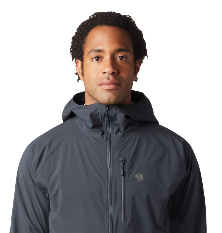 Stretch Ozonic™ Jacket | 004 | M Men's Stretch Ozonic™ Jacket, Dark Storm, a1