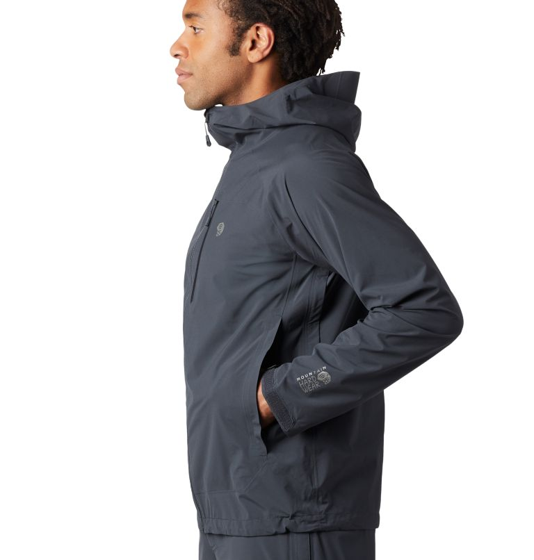 Stretch Ozonic™ Jacket | 004 | L Manteau Stretch Ozonic™ Homme, Dark Storm, a6