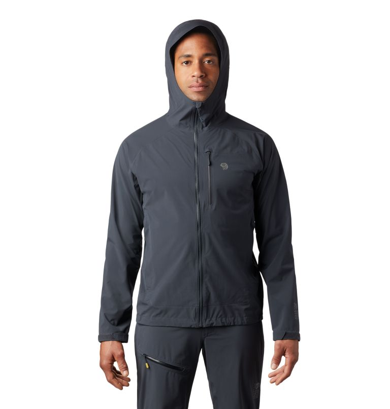Stretch Ozonic™ Jacket | 004 | M Men's Stretch Ozonic™ Jacket, Dark Storm, front