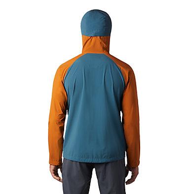Manteau Stretch Ozonic™ Homme Stretch Ozonic™ Jacket | 010 | L, Rust Earth, back