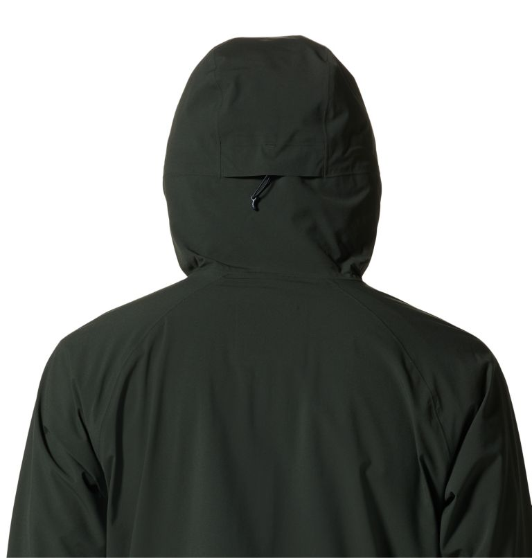 Stretch Ozonic™ Jacket | 306 | XXL Men's Stretch Ozonic™ Jacket, Black Sage, a4