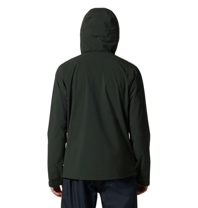 Stretch Ozonic™ Jacket | 306 | XXL Men's Stretch Ozonic™ Jacket, Black Sage, back