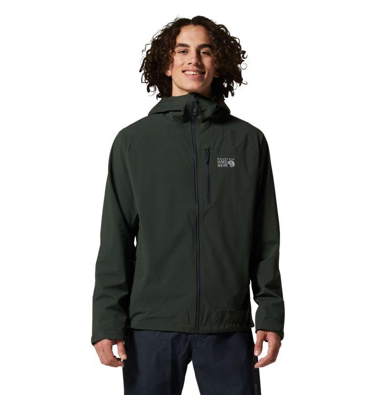 Stretch Ozonic™ Jacket | 306 | XXL Men's Stretch Ozonic™ Jacket, Black Sage, front