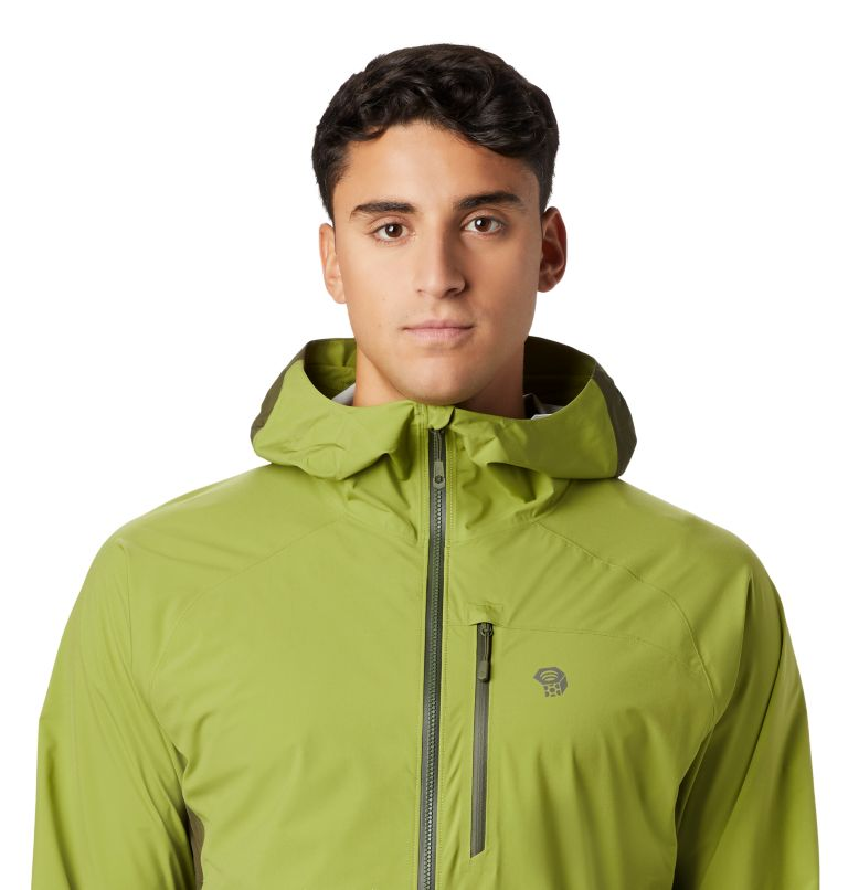 Stretch Ozonic™ Jacket | 360 | M Men's Stretch Ozonic™ Jacket, Just Green, a1