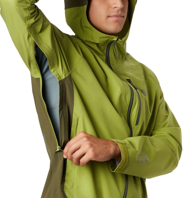 Stretch Ozonic™ Jacket | 360 | L Men's Stretch Ozonic™ Jacket, Just Green, a2