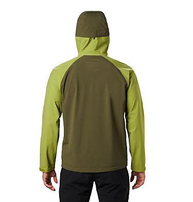 Manteau Stretch Ozonic™ Homme Stretch Ozonic™ Jacket | 010 | L, Just Green, back
