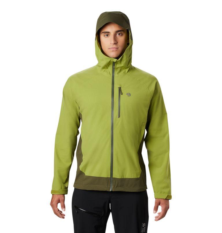 Stretch Ozonic™ Jacket | 360 | L Men's Stretch Ozonic™ Jacket, Just Green, front