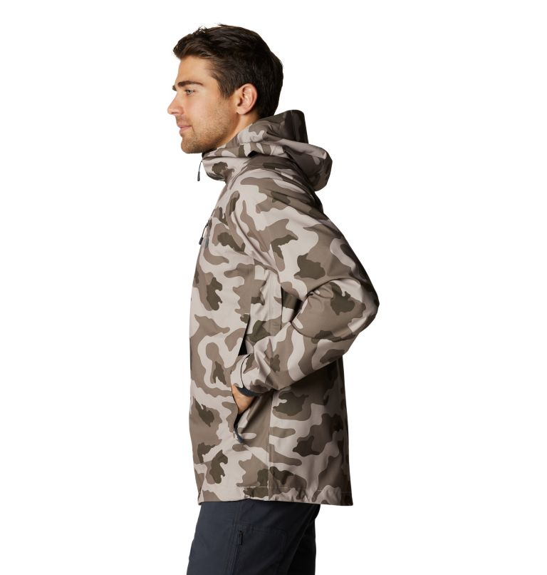 Stretch Ozonic™ Jacket | 366 | S Men's Stretch Ozonic™ Jacket, Badlands Camo, a1