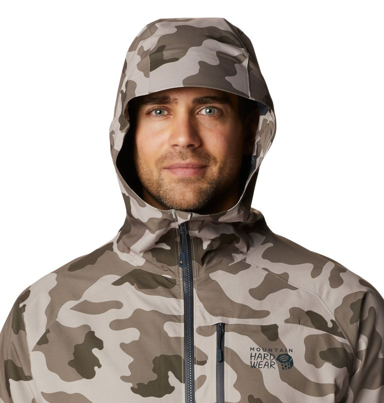 Stretch Ozonic™ Jacket | 366 | S Men's Stretch Ozonic™ Jacket, Badlands Camo, a2