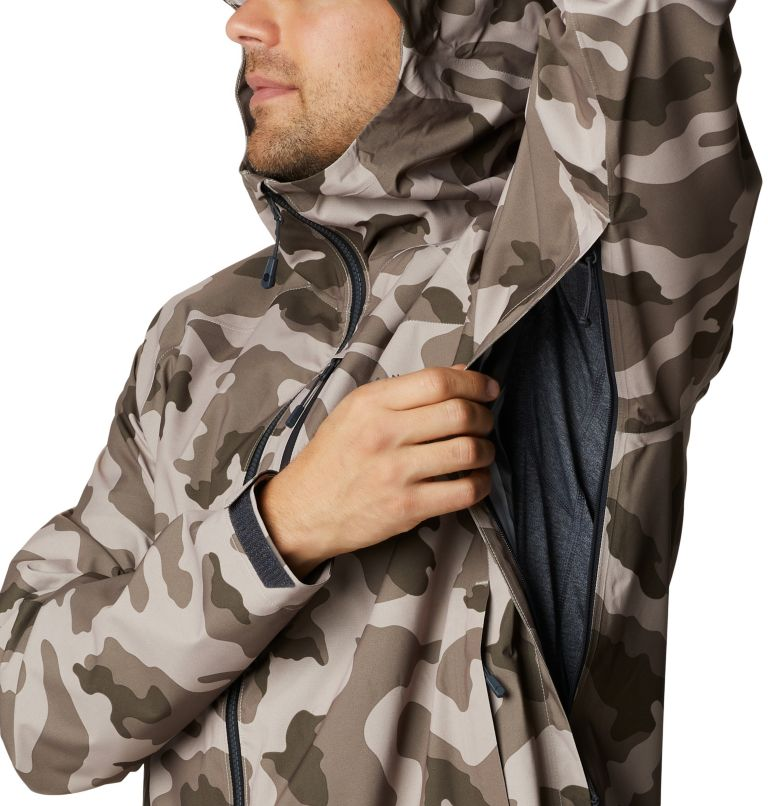Stretch Ozonic™ Jacket | 366 | M Men's Stretch Ozonic™ Jacket, Badlands Camo, a4