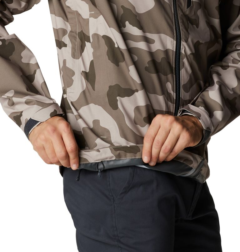 Stretch Ozonic™ Jacket | 366 | S Men's Stretch Ozonic™ Jacket, Badlands Camo, a5
